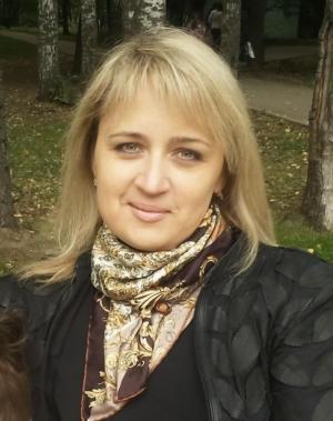 Вдовина Елена Анатольевна