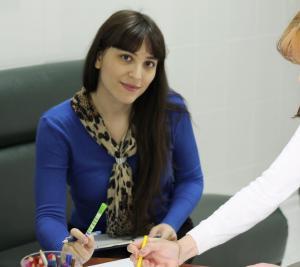 Маркова Елена Владимировна