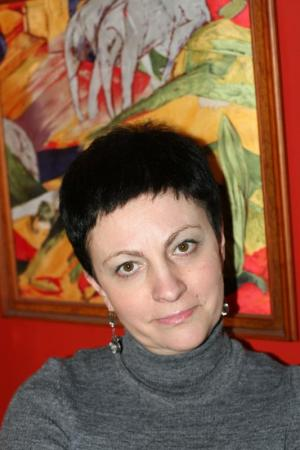 Вера Леонидовна Комарова