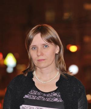 Марина Петровна Кузовенкова
