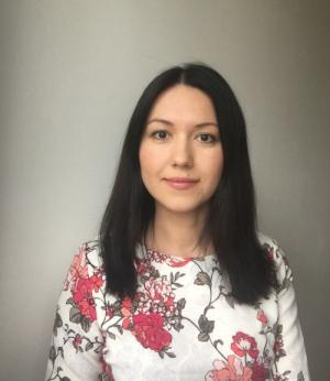 Юлия Геннадьевна Горожанкина