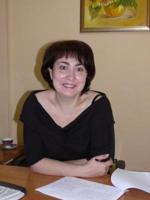 Сашнева Светлана Вячеславовна