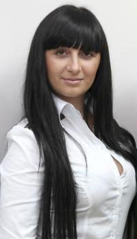 Воробьёва Оксана Николаевна